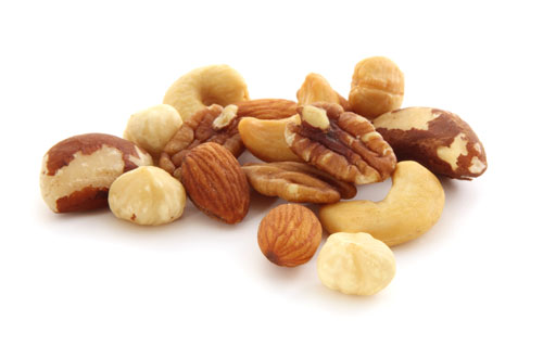 Nuts Can Help Improve Your Oral Health